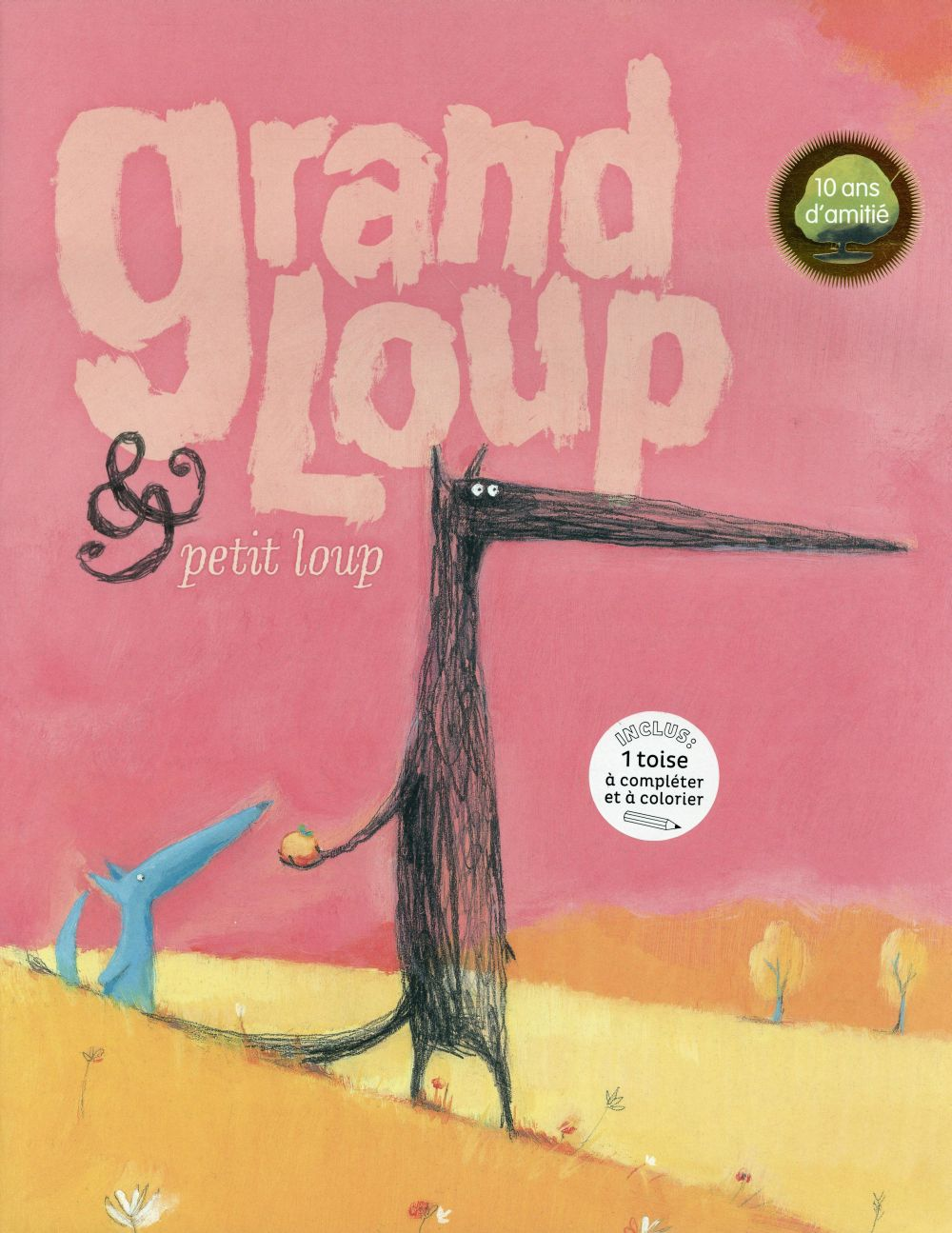GRAND LOUP & PETIT LOUP - LE GRAND ALBUM